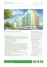 Bermondsey Spa Homes