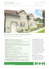Chantry Hall Retirement Home