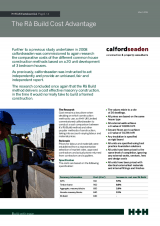 RaBuild Costings - Factsheet 11