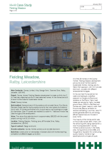 Fielding Meadow Homes (CfSH 4)