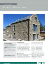 Flockton Self-Build, West Yorkshire