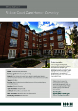 Ribbon Court Care Home