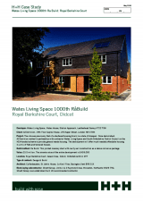 Royal Berkshire Court (1000th RaBuild Development)