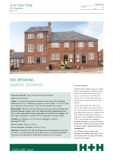 Silk Meadows (New Homes)