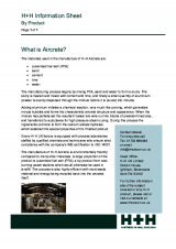 What is Aircrete