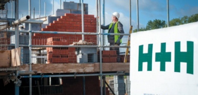Costs under control with H+H aircrete